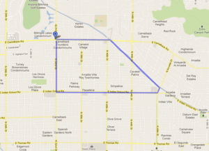 Camelback Corridor Homes Phoenix AZ