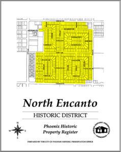 North Encanto Historic District Homes Sale