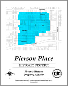 Pierson Place Historic District Homes Phoenix AZ