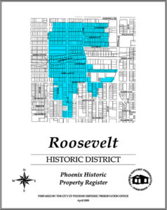Roosevelt Historic District Homes Phoenix AZ