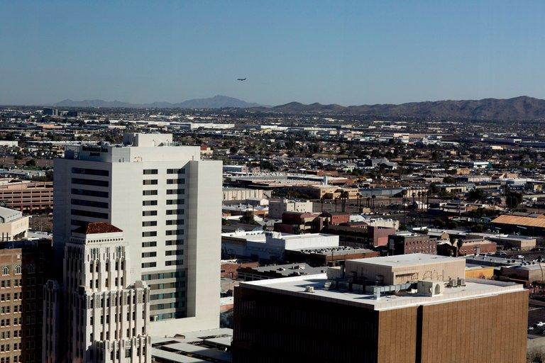 Warehouse District Phoenix AZ