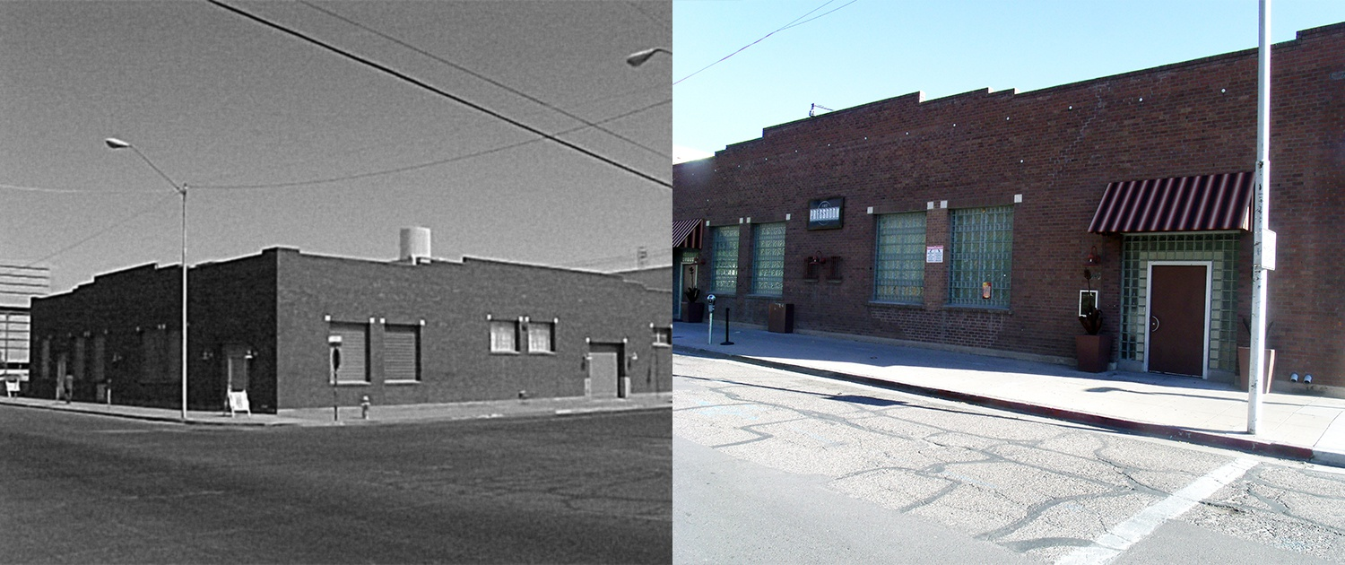 downtown,phoenix,az,warehouse,historic,district,buildings,General Electric Supply Warehouse