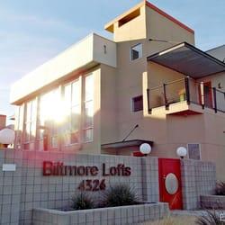 Biltmore Loft Condos Phoenix