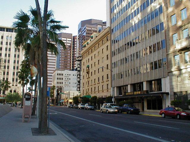 Midtown Phoenix Arizona Homes
