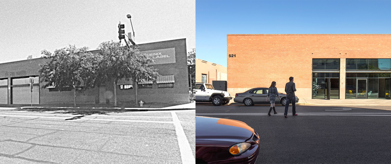 Graham Paper Company,downtown,warehouse,district,phoenix,az,building,historic