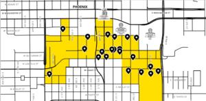 Phoenix Warehouse and Threatened Building Program