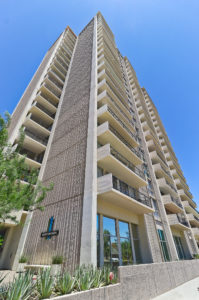 Regency on Central Historic High rise in Downtown Phoenix