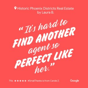 Laura B Phoenix Historic Real Estate Agent