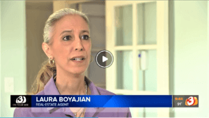 laura,boyajian,media,interviews,channel 3,on your side,historic,phoenix,real,estate,homes,television,neighborhoods