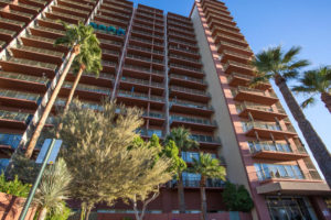 Landmark on Central Phoenix High Rise Historic Condos