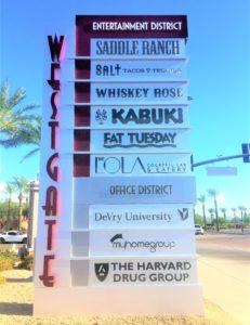 Westgate Entertainment District Glendale AZ