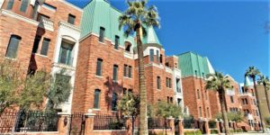 Chateau on Central Luxury Townhomes Phoenix