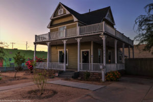 Victorian Queen Anne Real Estate Historic Phoenix
