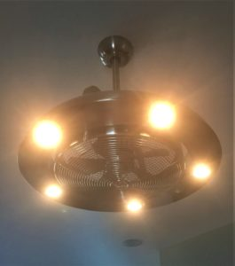 Custom Light Fixtures in South Mountain Homes Phoenix Real Estate