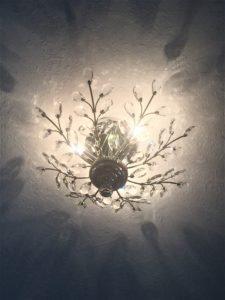 Unique Light Fixtures at 3914 E Constance Way Phoenix AZ 85042