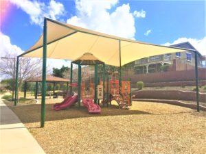 Playground & Picnic Area Blossom Hills Community